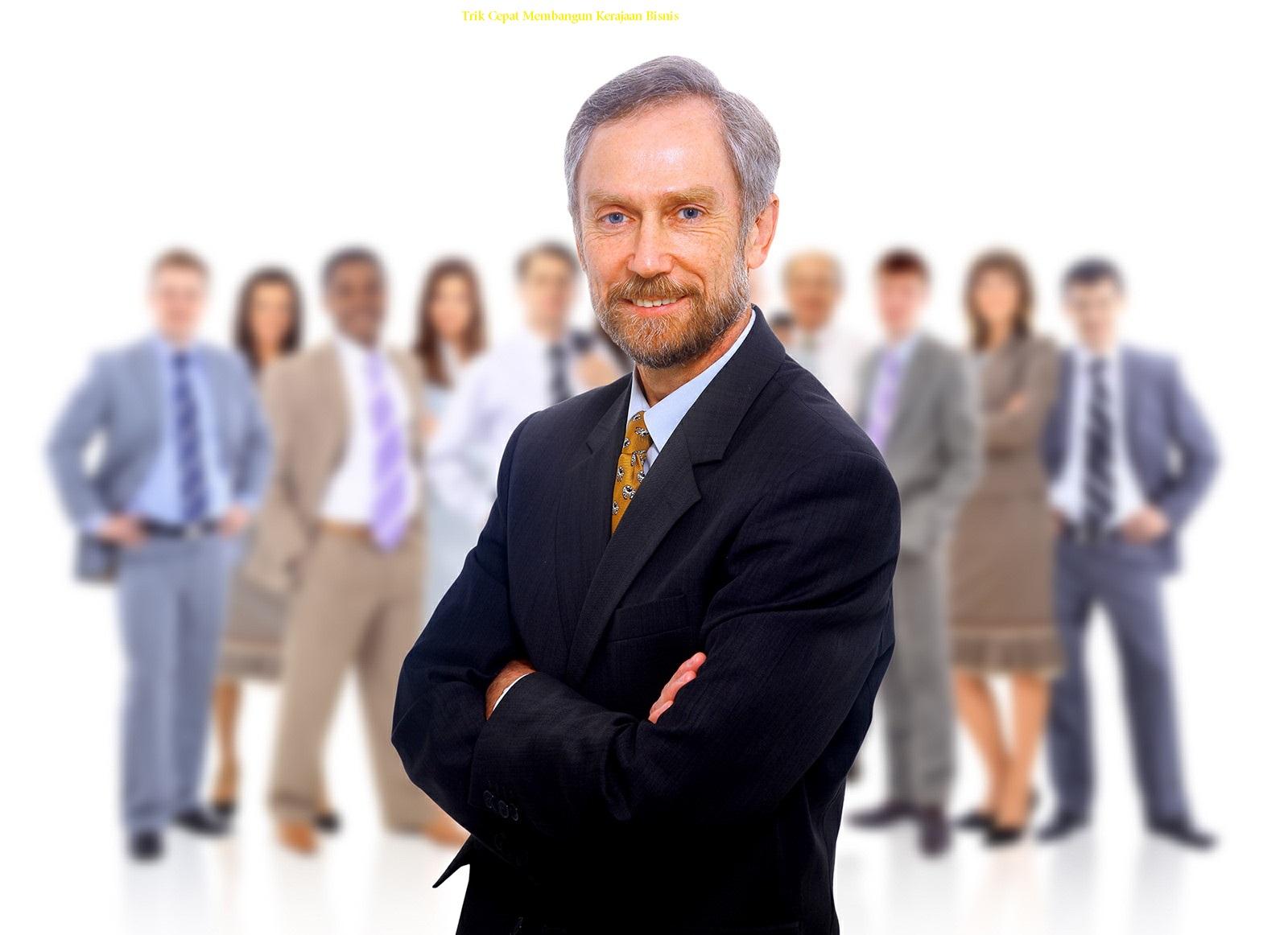 Trik Cepat Membangun Kerajaan Bisnis